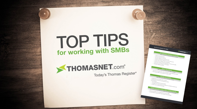 Top Tips For Working With SMBs