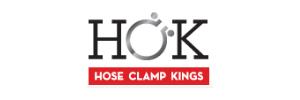 Hose Clamp Kings Logo