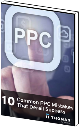 10 Common PPC Mistakes That Can Derail Success eBook Cover