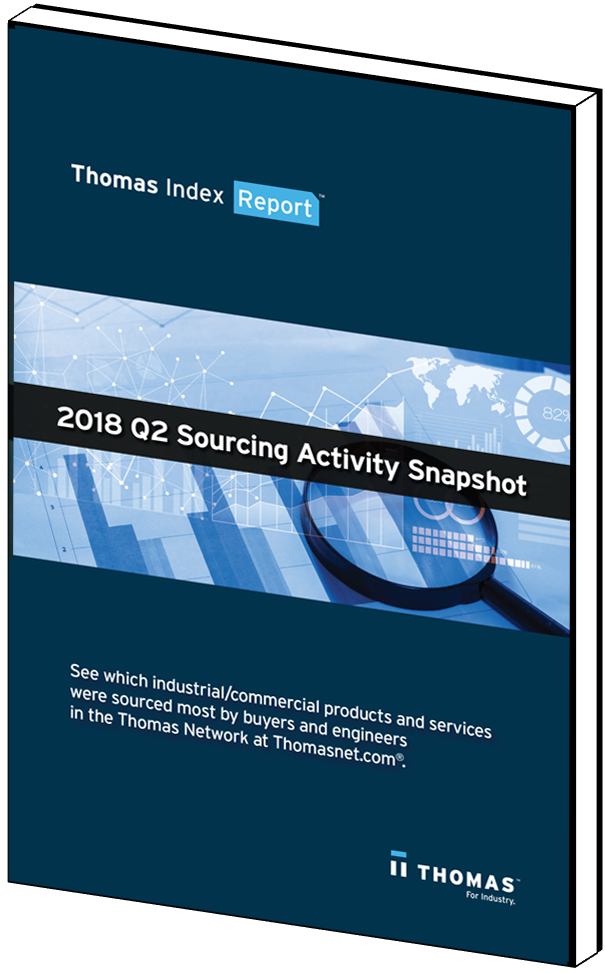 2018 Q2 Sourcing Activity Snapshot
