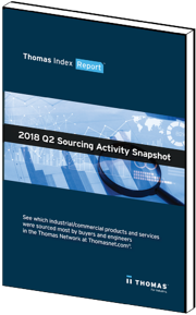 2018 Q2 Sourcing Activity Snapshot