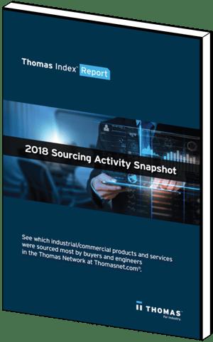 2018 Sourcing Activity Snapshot