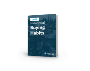 2019 Industrial Buying Habits eBook Cover
