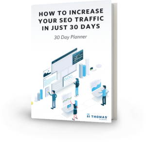 How To Increase Your SEO Traffic In Just 30 Days