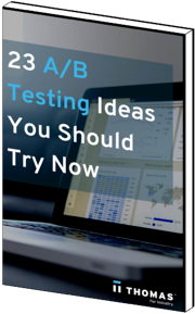 23 A/B Testing Ideas You Should Try Now
