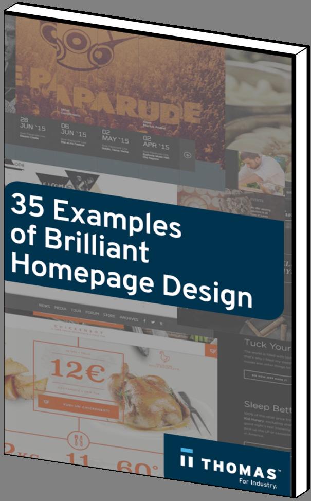 35 Examples Of Brilliant Homepage Design
