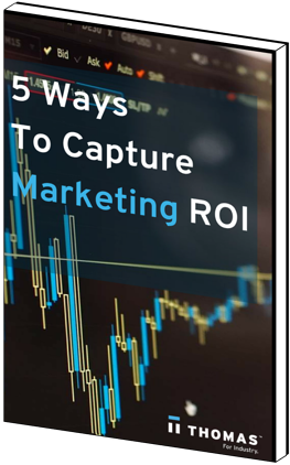 5 Ways To Capture Marketing ROI eBook Cover