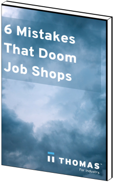 6 Mistakes That Doom Job Shops eBook Cover