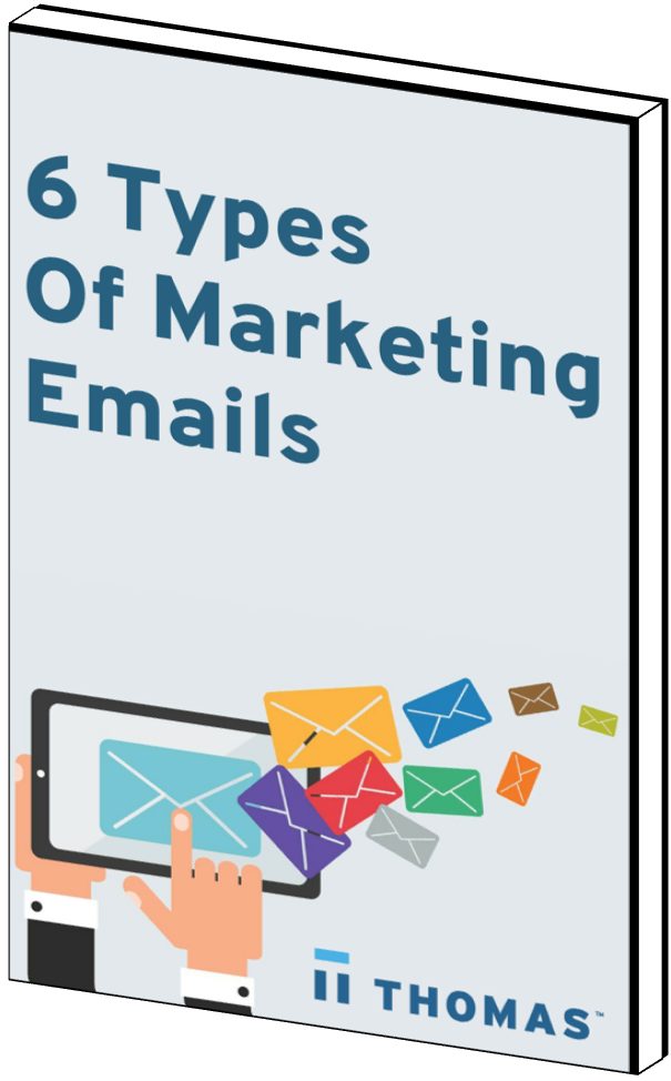 6 Types Of Marketing Emails