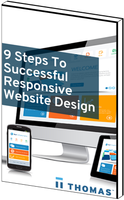 9 Steps To Successful Responsive Website Design eBook Cover