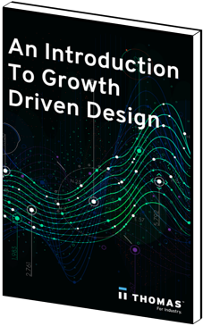 An Introduction To Growth Driven Design eBook Cover