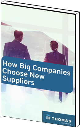 How Big Companies Choose New Suppliers eBook Cover