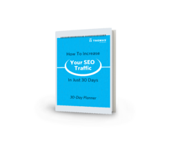 How to Increase Your SEO Traffic in Just 30 Days eBook Cover