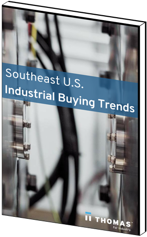 Southeast U.S. Industrial Buying Trends eBook Cover