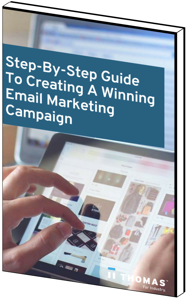 Step-By-Step Guide To Creating A Winning Email Marketing Campaign eBook cover-1