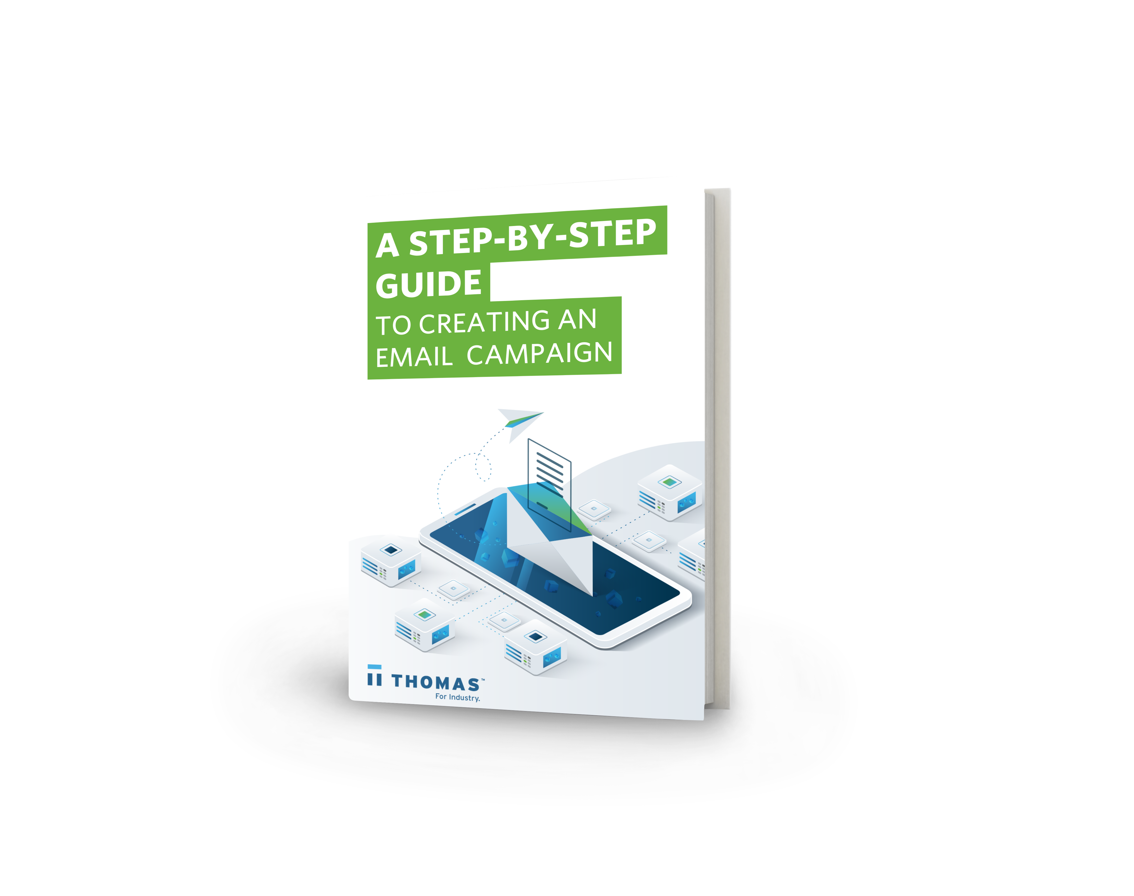 Step-By-Step Guide To Creating A Winning Email Marketing Campaign eBook cover