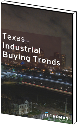 Texas Industrial Buying Trends eBook Cover