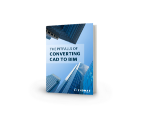 The Pitfalls Of Converting CAD To Bim eBook Cover