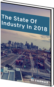 The State Of Industry In 2018 eBook Cover