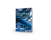 2020 Digital Marketing Readiness Survey Results eBook Cover