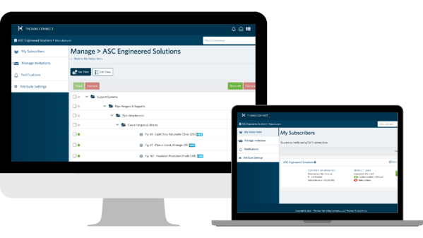 ASC Product Experience Management - Connect