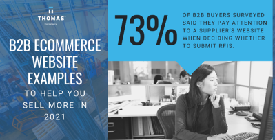 6 B2B eCommerce Website Examples To Help You Sell More In 2021