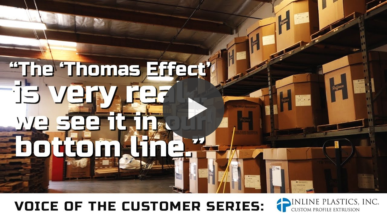 Inline Plastics Expands Its New Customer Base With Thomas Video Thumbnail