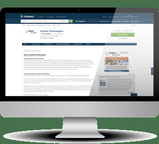 Display Ad On Company Profile