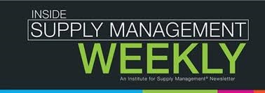 Inside Supply Management Weekly Image