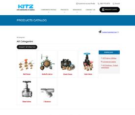 Kitz eCommerce Example