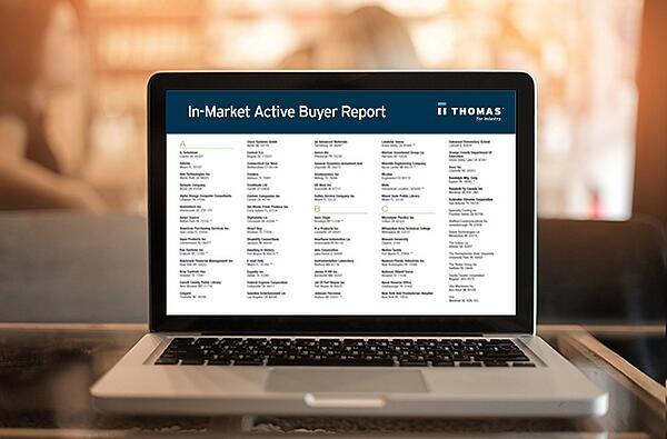 In-Market Buyer Report