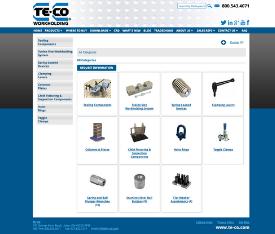 TECO eCommerce Example