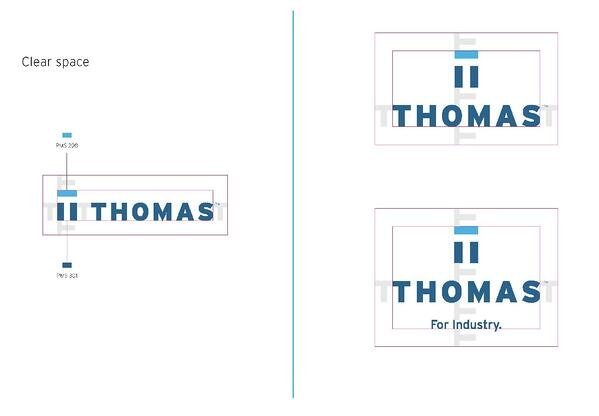 Thomas Brand Guidelines Clear Space