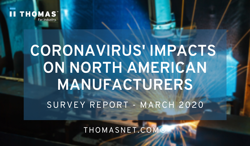 Thomas Coronavirus March Survey Report