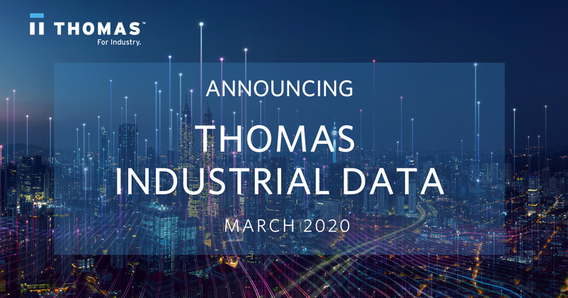 Thomas Industrial Data - March 2020