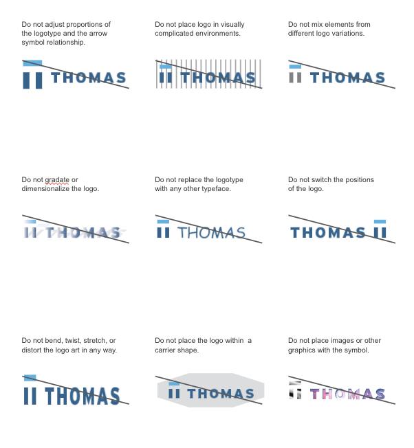 Thomas Logos - what not to do