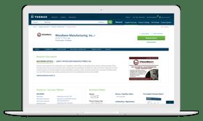Thomas Network Profile