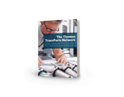 Thomas TraceParts Network Guide