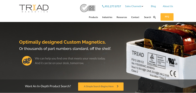 Triad Magnetics