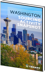 Washington State Sourcing Activity Cover