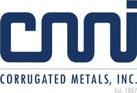 Corrugated Metals Logo