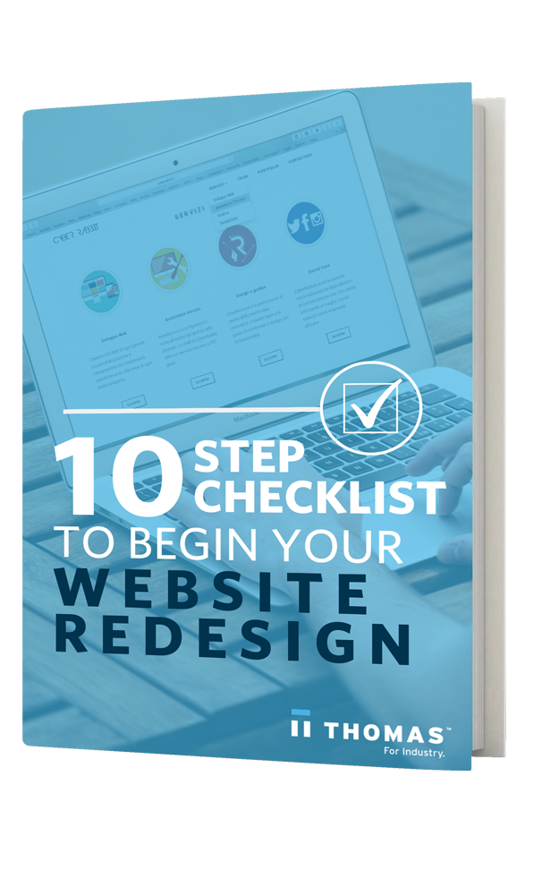 10 Step Checklist To Begin Your Website Redesign
