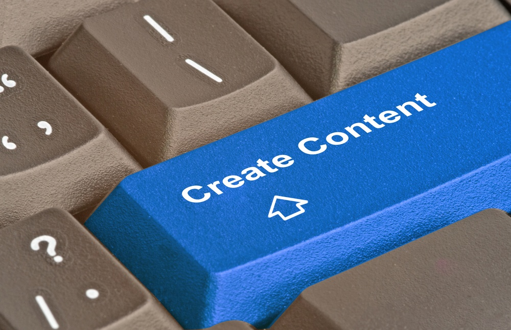 Website Content Creation For Custom Manufacturers