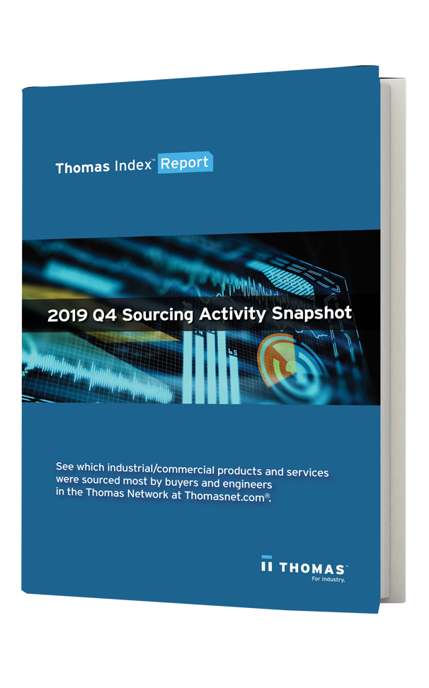 2019 Q4 Sourcing Activity Snapshot