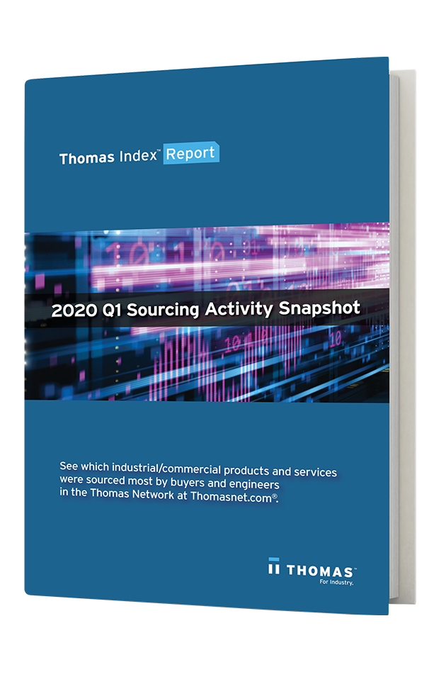2020 Q1 Sourcing Activity Snapshot