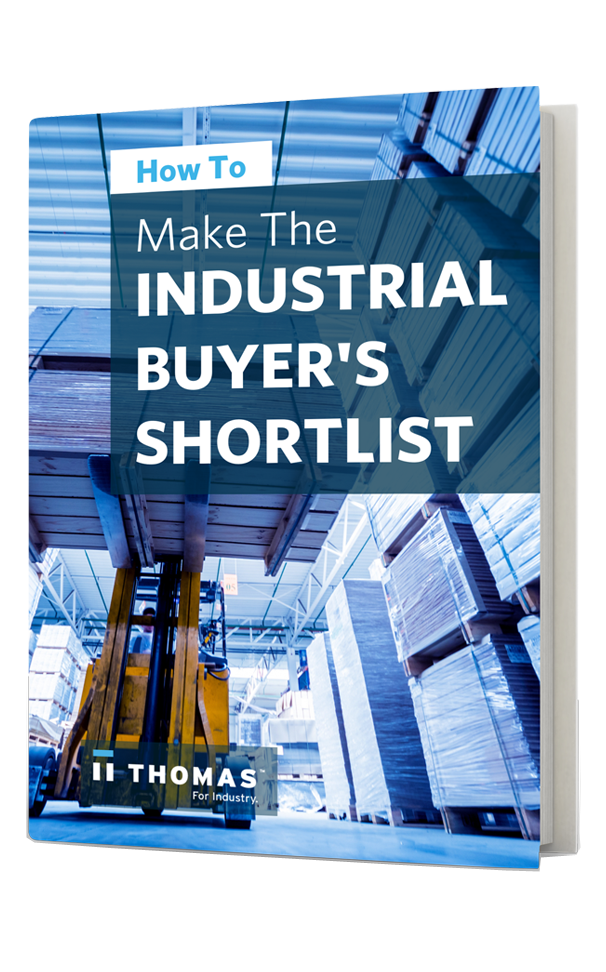 How To Make The Industrial Buyers Shortlist