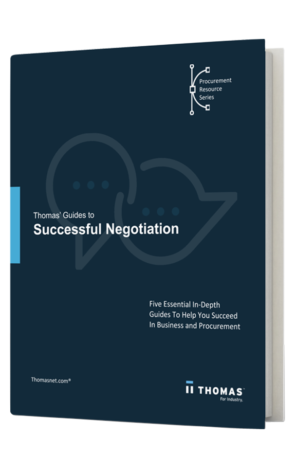 5 Tips To Successful Negotiation For Industrial Professionals