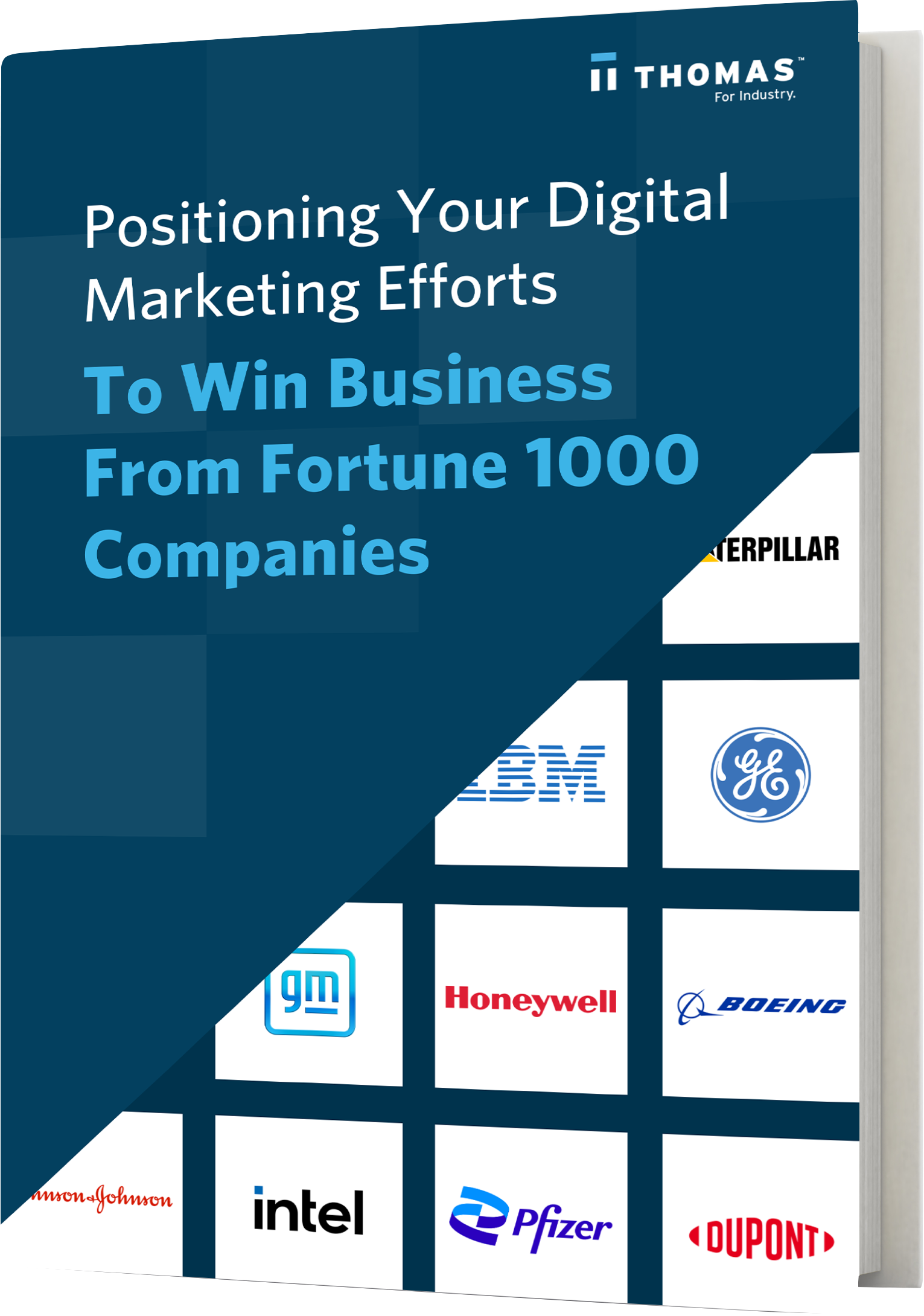 Positioning Your Digital Marketing Efforts To Win Business From Fortune 1000 Companies No Shadow