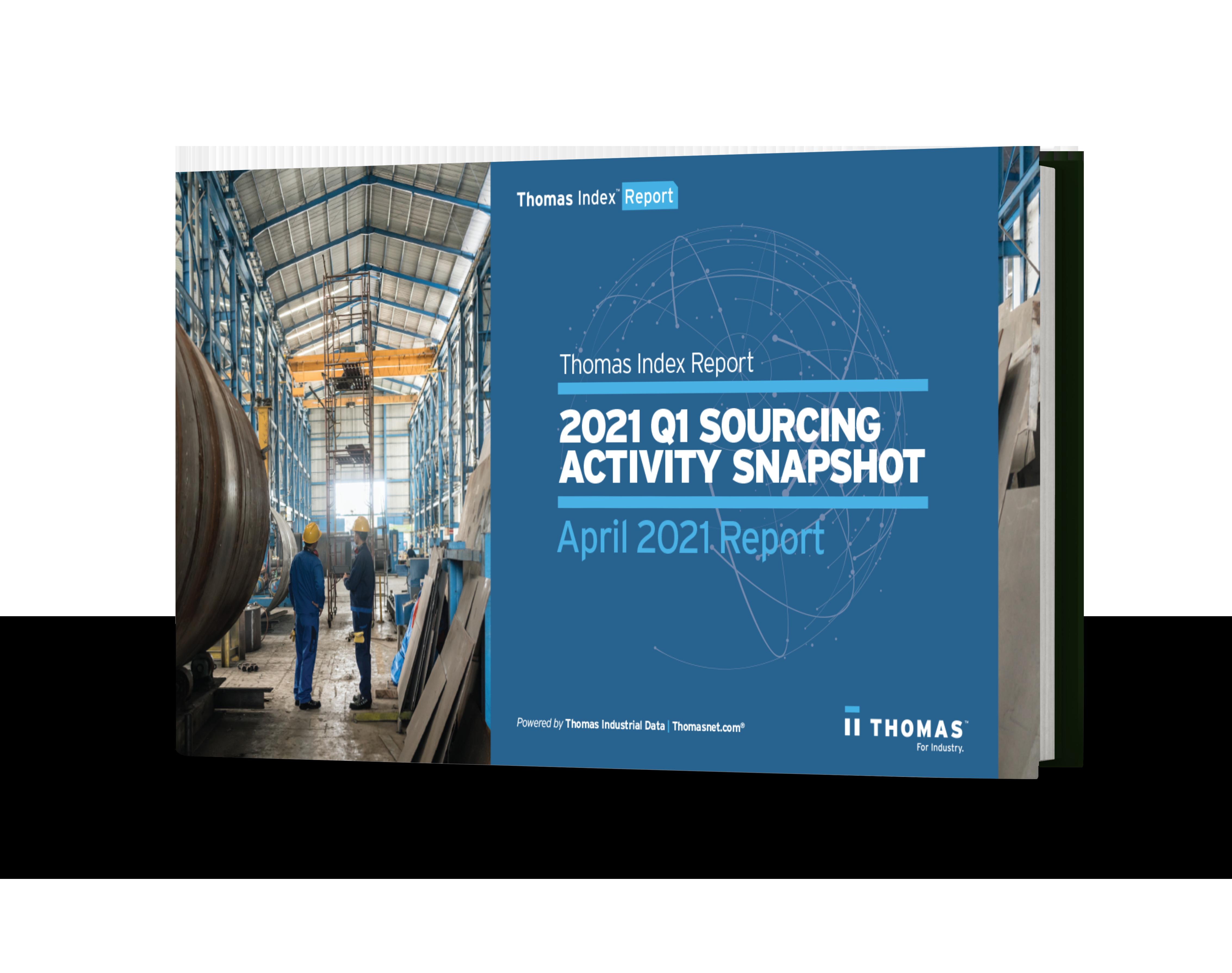 Q1 2021 Sourcing Activity Thumbnail