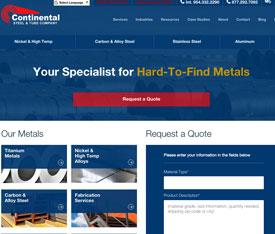 continental steel